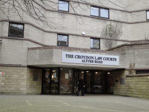 Croyden Crown Court